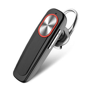 Wireless Bluetooth Headset Lama Standby dengan MIC Handsfree Wireless Bluetooth Earphone Headphone Warna-warni Telinga Hook untuk Telepon