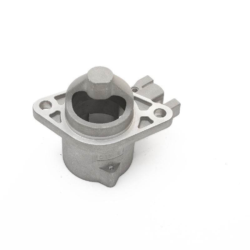 Factory made aluminum die casting precise machined