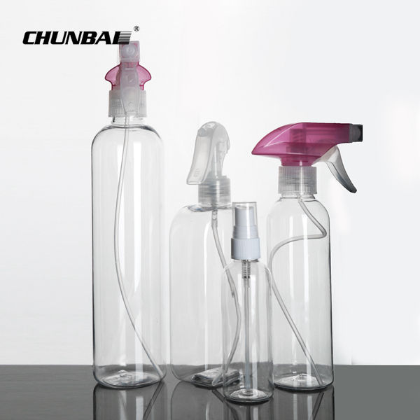 One-Stop Service Manufacturers Selling 100ml Plastic PET Perfume Spray Bottle