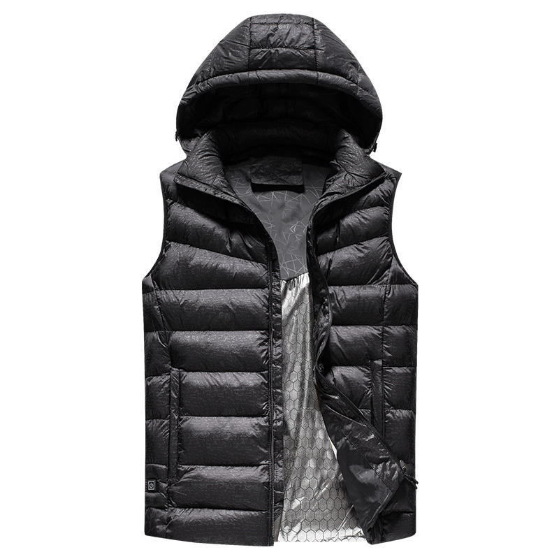 Outer Fashion Heating Waistcoat Heated Vest For Men