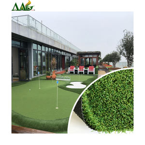 Outdoor Indoor Minigolf Courses Mat Miniature Turf Court Synthetic Green Artificial Grass Mini Golf Carpet for Golf