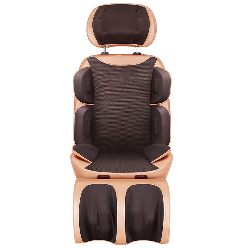 Jare Shiatsu Back Electric 3D Buttocks Full Body Foot Vibration Neck Portable With Heat And Knock Kneading Massage Cushion