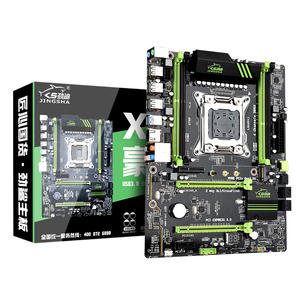 Extreme gaming leistung MATX laptop motherboard Intel 7 serie chipsatz LGA2011 X79P motherboard