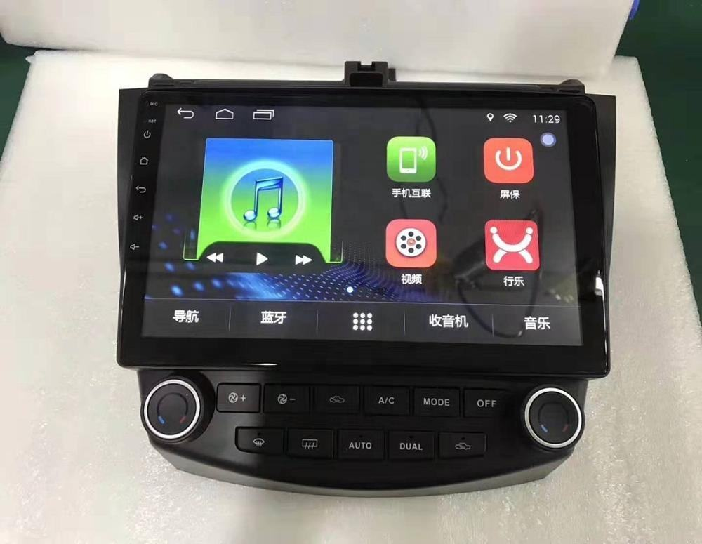 Xinyoo In car video Touch Screen audio USB WIFI for Honda Accord 7th Android Navigation Car Radio MP5 player Car DVD GPS player