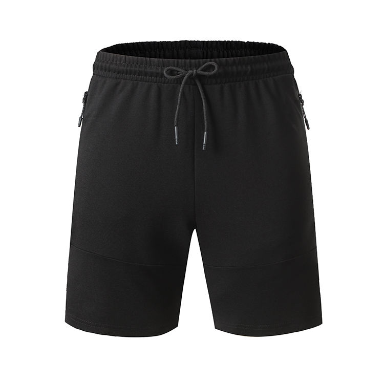 Wholesale Black Wear Unisex Quick Dry Running Clothing casual Sport Gym Men Shorts