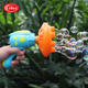 Bubbles Bubble Gun Bubbles Blaster Blower Battery Operated Bubble Gun Toys With Bottle Solutions For Kid Outdoor Summer Game Party