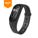 Custom Logo 2020 Hot Selling M4 Mi Band 4 Smart Bracelet Sport Fitness Tracker Smart fitness band watch 4
