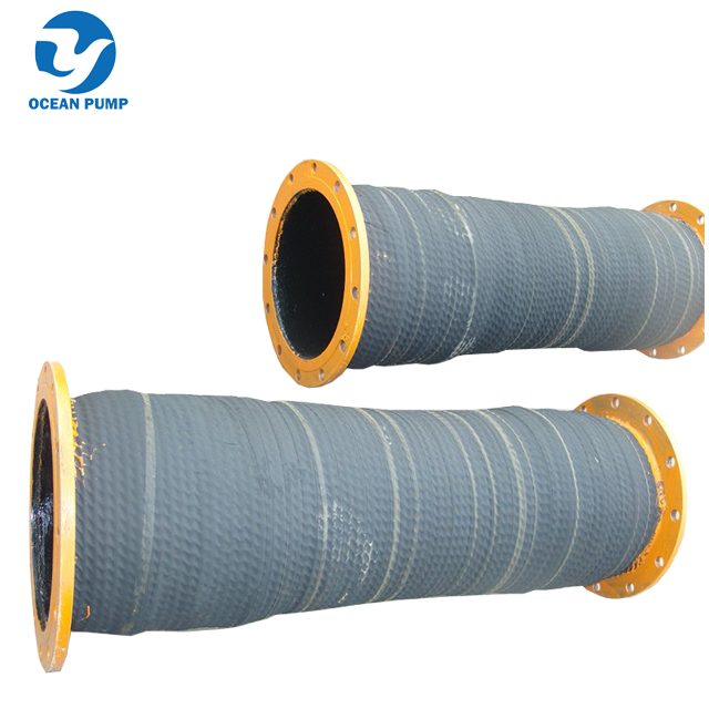 delivery and discharge dredging rubber hose