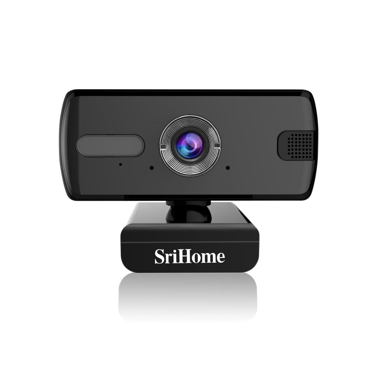 Full HD 4K 1080P 3MPWebcam Video Conferencing Webcam Plug and Play driver free USB pc camera Suitable with Any PC