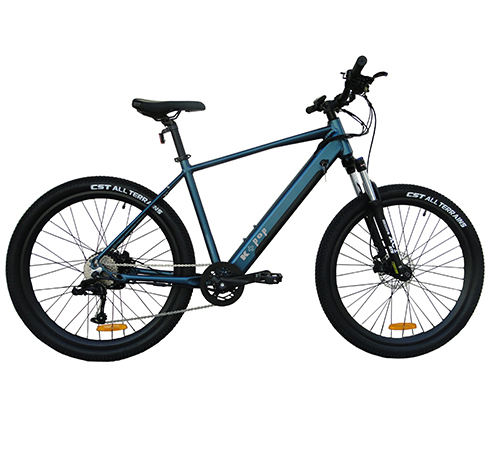 Factory Direct Selling 2020 News Product 27.5 Inch Alloy Mountain Suspension Electric Bike