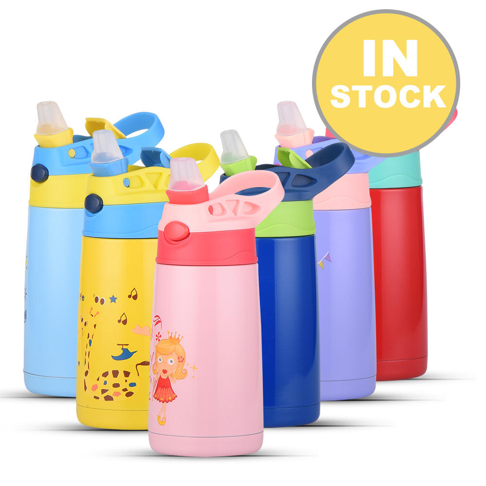 Stainless Steel Customized Vacuum Insulated Feeding Bottle Kids Thermos Hot Water Feeding Bottle for Baby TF0171