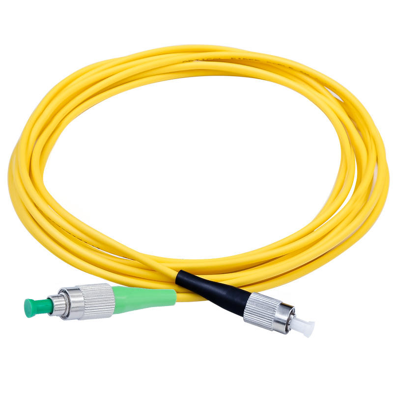 FC/APC-FC/UPC 1 M 2 M 3 M 5 M 10 M 15 M Serat Jumper Fc patch Cord <span class=keywords><strong>SC</strong></span> Patch Kabel Simplex 3 Mm G657A Single Mode