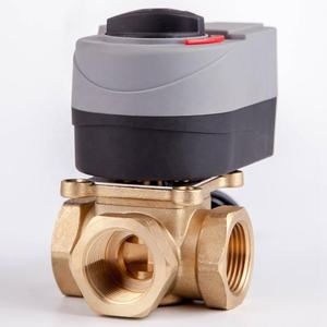 Stainless Steel Motorized Ball Gas Solenoid Valve