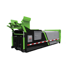 Garbage Collection Equipment Mobile Garbage Compactor Bin