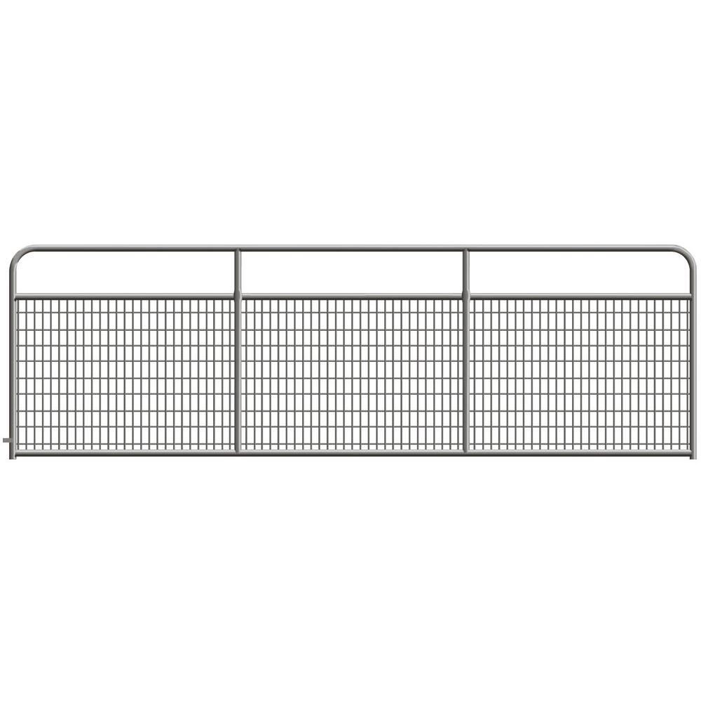 Galvanized Livestock Cattle Fence Farm Gate for Australia Market