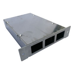Aluminium box Extrusion Metal Parts Stamping Sheet Metal parts