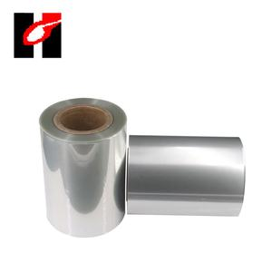 crystal clear shrink film