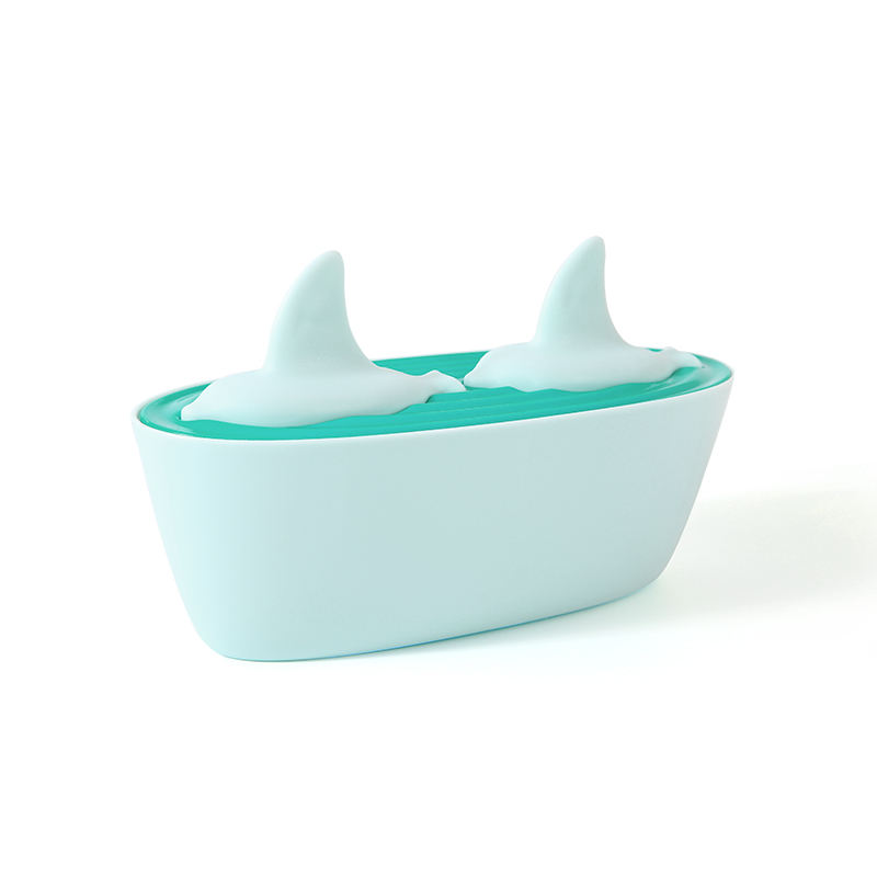 dolphin shape ice pop ice mold ice cream popsicle mold