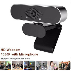 4K FULL HD 1080P Web Camera for Live Broadcast YouTube Video Recording Conferencing Meeting USB Webcam