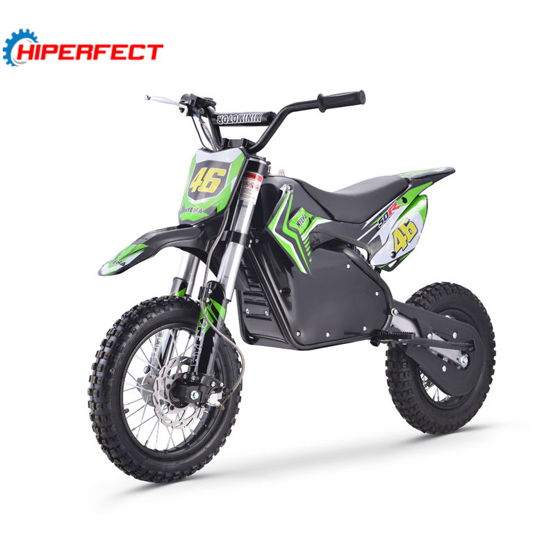 Kids 1200W 48V lithium battery Electric Mini Dirt bike Motorcycle