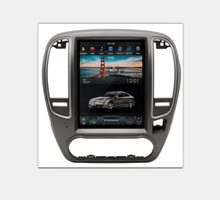 10.4 inch screen car player for Nissan BLuebird sylphy 2006-2009 PX6 6 core RAM4+32G