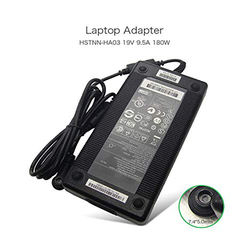 New 19V 9.5A 180W 7.4 x 5.0mm Laptop Adapter For HP Pavilion