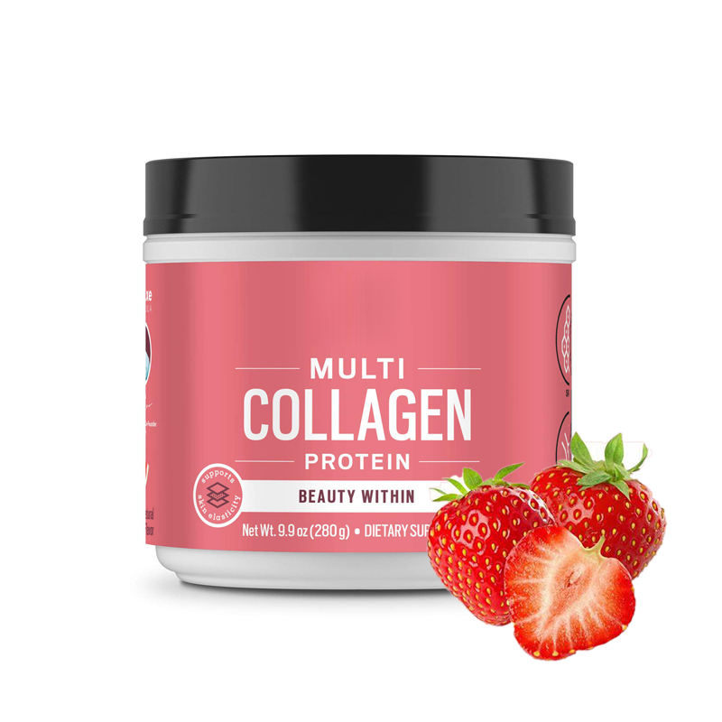 Private Labels Beauty Products Hydrolyzed Fish Collagen, Collagen Protein Drink Powder, Collagen Peptide