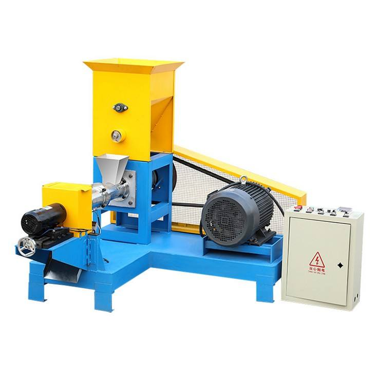 fodder system fish meal floating fish feed machine