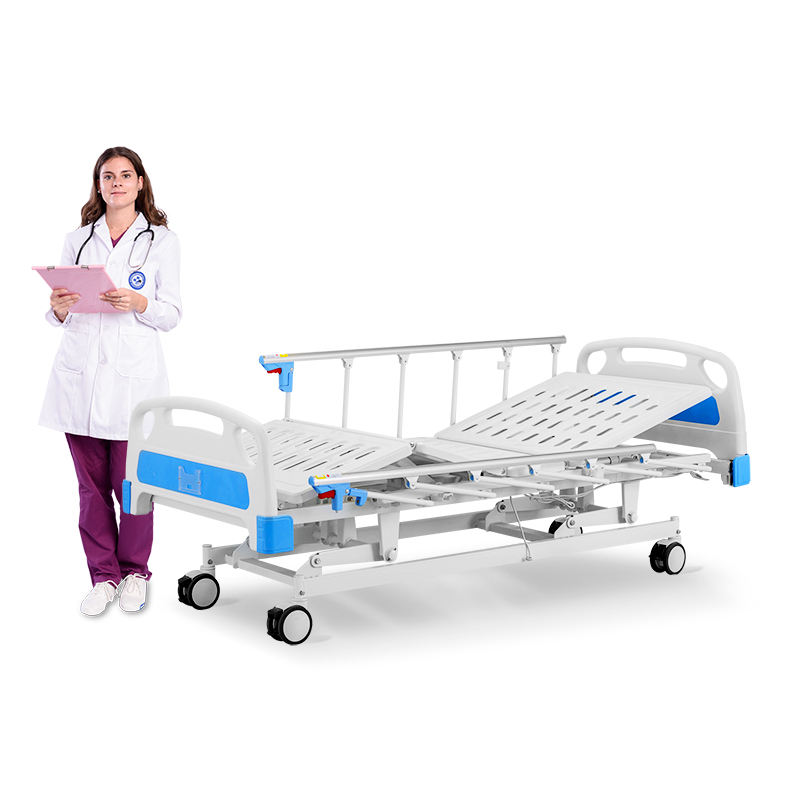 A6w Saikang Available In 7 Days Electric Critical Care Hospital Icu Patient Foldable Clinical Bed With Scale