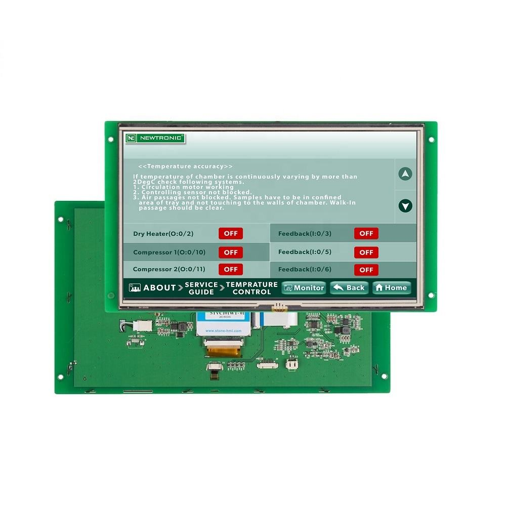 Customized available 10.1 inch TFT LCD for POS