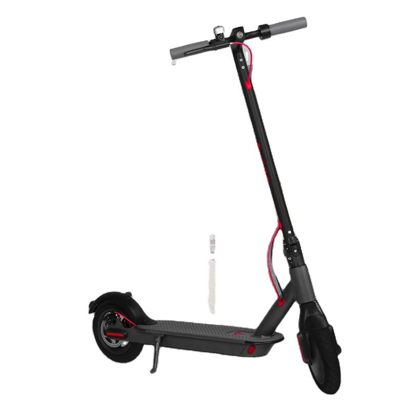GEMT Foldable Wide Wheel Powerful Electric Scooter For Adult Electric Scooter China