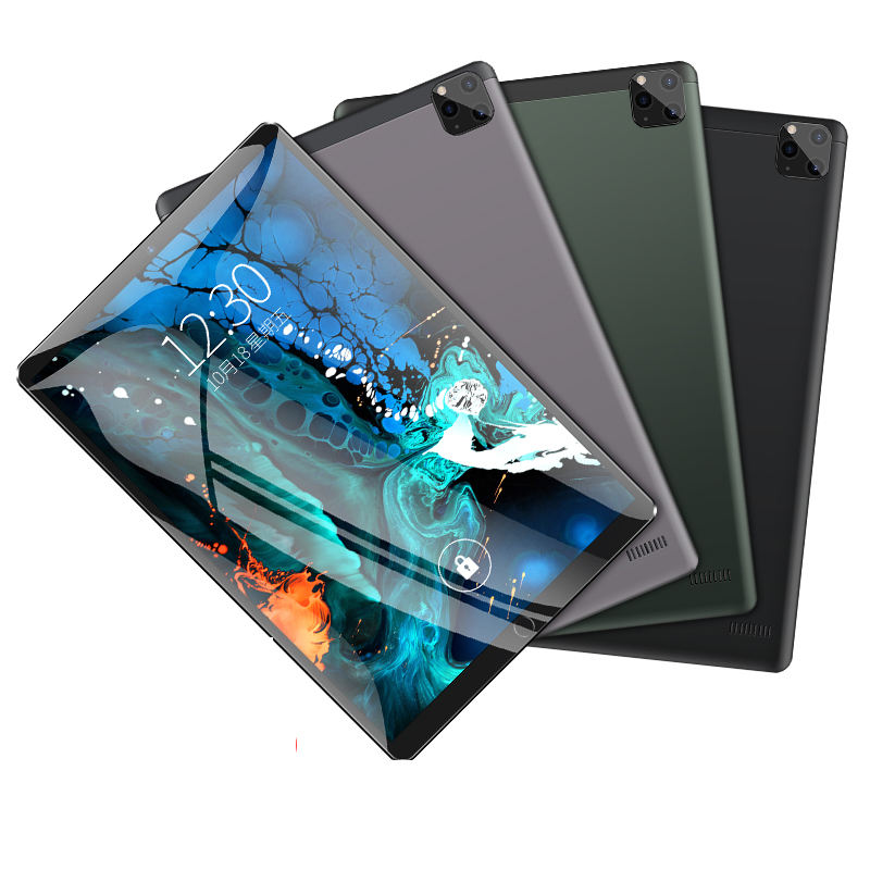 Nieuwe 10 Inch Quad Core Tabletten Groothandel 4G Android10.0 Tablet Ips Screen 3 + 32Gb Touch G Sensor android Tablet