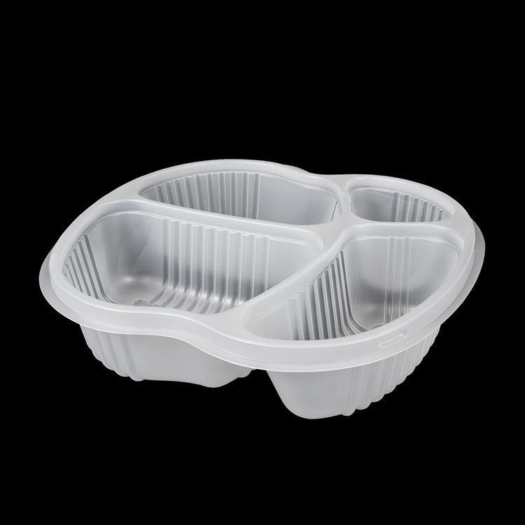 Manufacture white or transculent PP EVOH Blister Packing container for food and fruit
