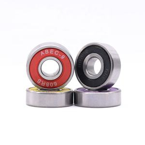 Grosir Deep Groove Ball Bearing S608 Disegel Tahan Air Abec 9 Bantalan Skateboard