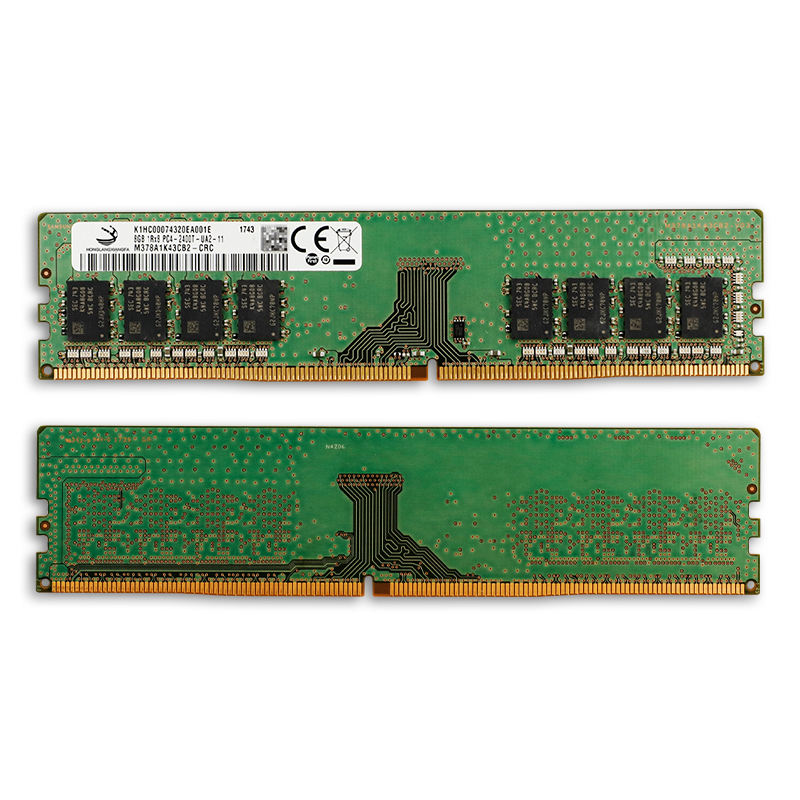 Brand Retail Packing For Samsung DDR4 8GB 2400mhz 1.35V ram