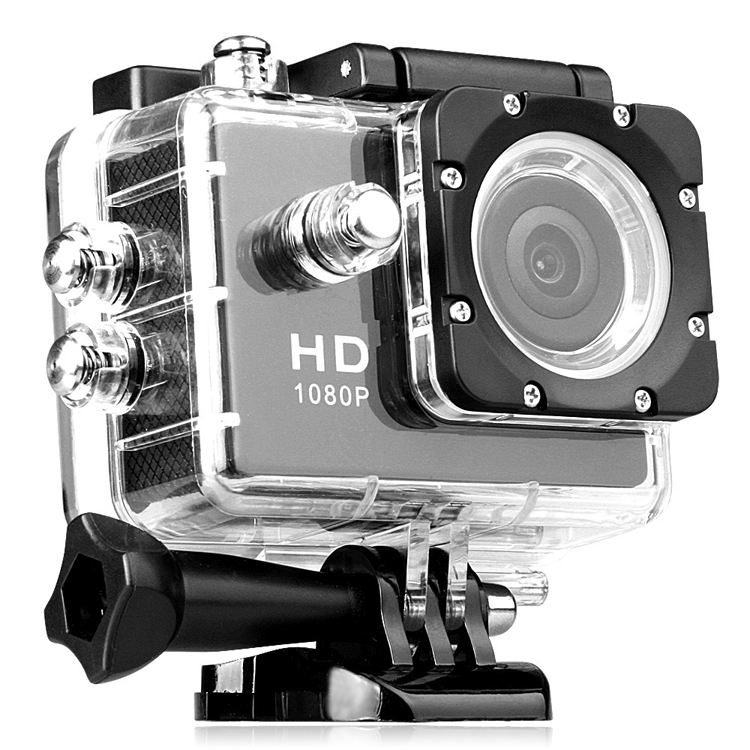 Waterproof Mini Waterproof Action Camera 4k Wifi Ultra HD Sport Camera