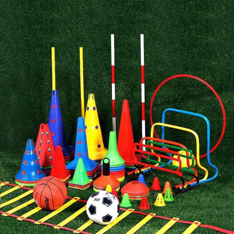 Agility Ladder Speed Soccer Sports Training Marking Cones Training Set