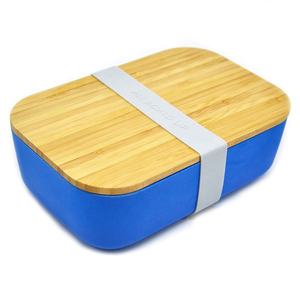 Sandwich Bento Box Eco Friendly Bamboo Fiber Lunch Box