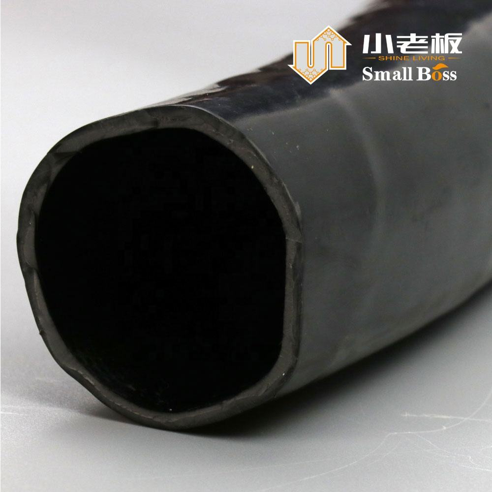 Low Smoke emission Grounding cable Pvc Compound for wire and cable