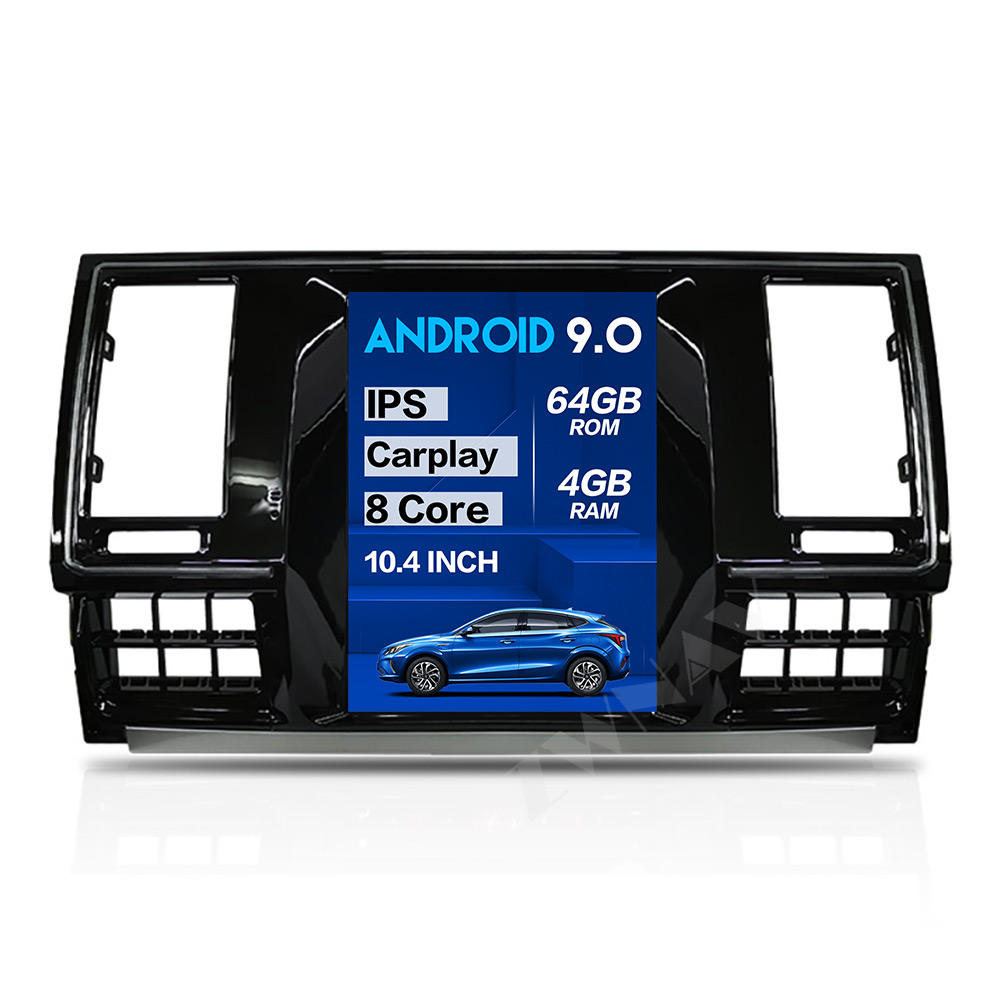 4G + 64GB Tesla vertikale Android 9,0 IPS screen Car Multimedia Player Für Volkswagen <span class=keywords><strong>VW</strong></span> T5 T6 2016-2019 GPS radio stereo kopf einheit