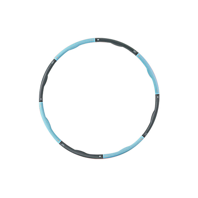 Factory Directe Verkoop Kan Niet Drop Hula Ring Telbare Verwijderbare Magneet Massage 45Cm Abs Fitness Hula <span class=keywords><strong>Cirkel</strong></span> Voor Body buildinng