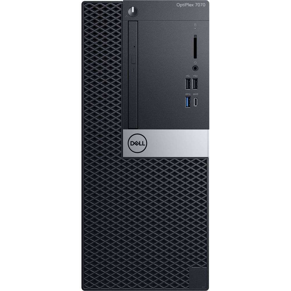 Dell OptiPlex 7070mt Computer Intel i7-8400