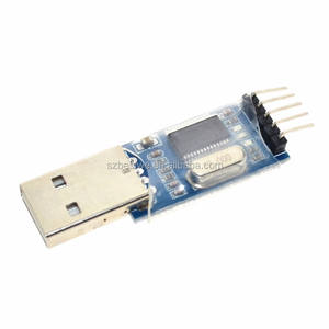 good price PL2303 USB To RS232 TTL Converter usb to mini din 8 pin Adapter Module