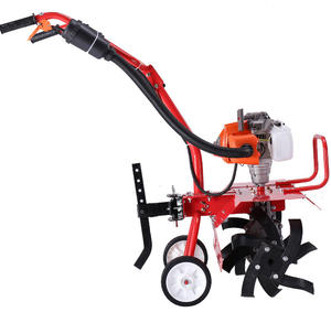 Low Price Turbine Reducer Garden Mini Manual Rotary Cultivator