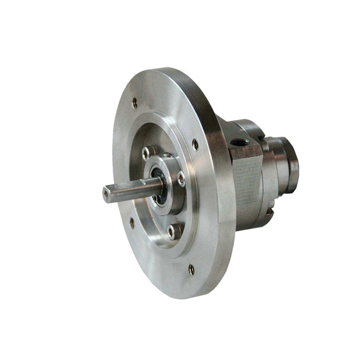 Pneumatic motors with 1AM flange connection are sold