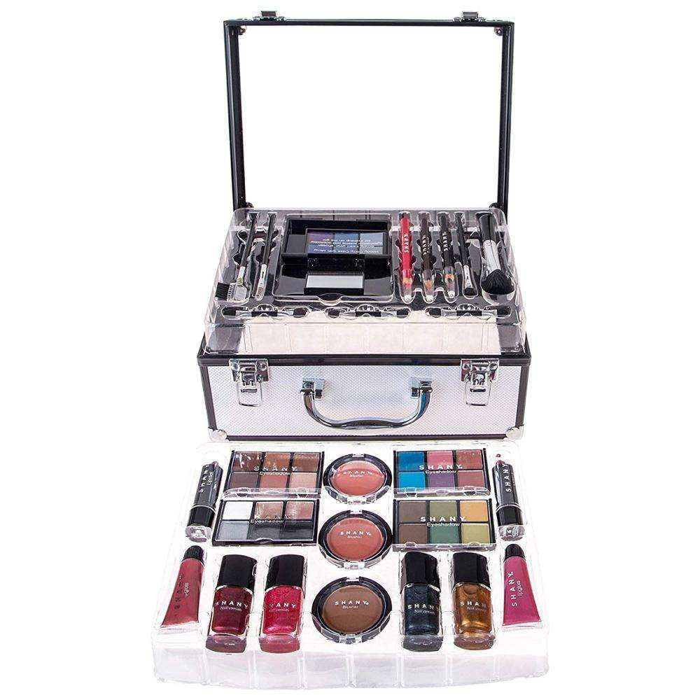 Low Price Professional Mini Makeup Travel Kit Multi Combo Full All Eye Eyeshadow Makeup Bags Kit And Cosmetic