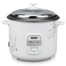 Automatic Cheap Chinese Electric Cooking Cute Deluxe Flower Printed Healthy Mini Kitchen Rice Cooker