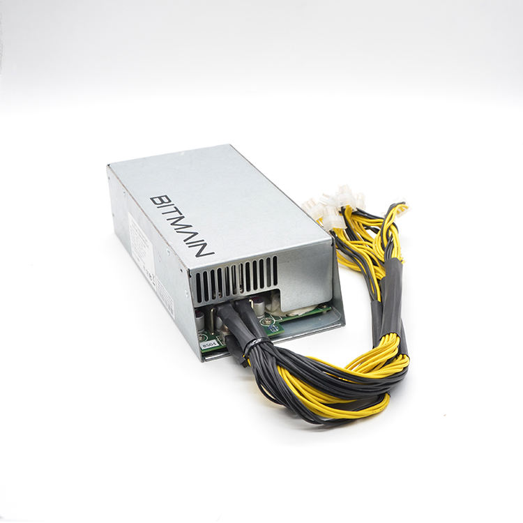 Hot Selling Bitmain Used Antminer APW3++ Power Supply 12V For S9 S17 Miner