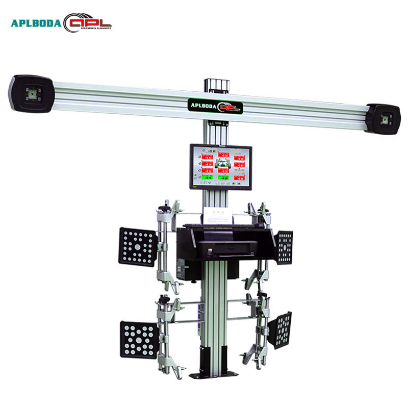 New and Hot APL-X3 3D Car Alignment Machine Wheel Balancer and Wheel Alignment Machine