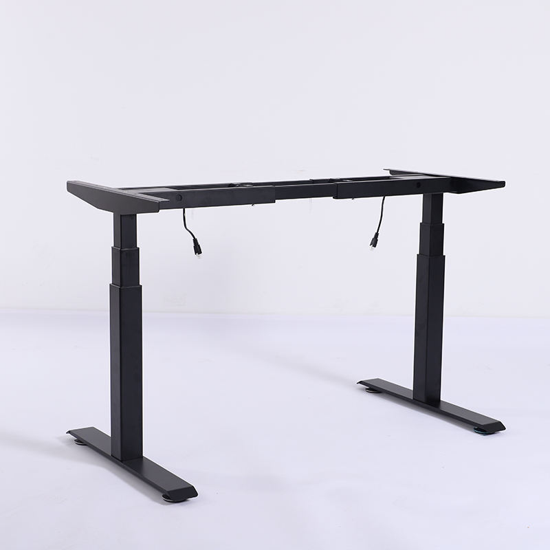 Ergonomic office furniture adjustable height standing electricdesk